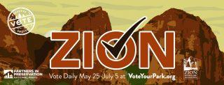 Vote Zion web header